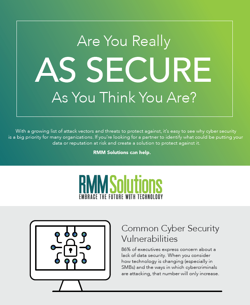Security Info graphic